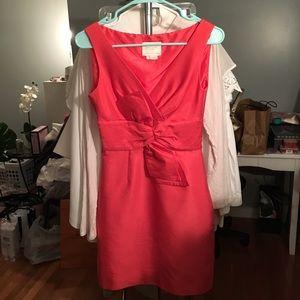 Kate Spade Coral Dress Sz 0